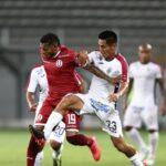 Universitario iguala 2-2 con San Martín por la fecha 10 del Torneo de Verano