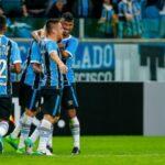 Gremio se estrena en la Copa Libertadores con goleada a Monagas por 4-0