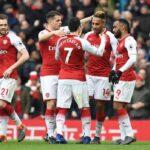Europa League: Arsenal golea 4-1 a CSKA y se puso a un paso de semifinales