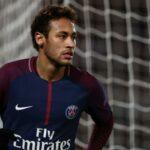Neymar felicita a sus compañeros del PSG por el título logrado en la Ligue 1
