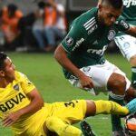 Palmeiras iguala 1-1 con Boca Juniors por el Grupo 8 de la Copa Libertadores