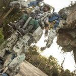 Armadura de 4,2 toneladas basado en Avatar debutó en parque temático de Disney (VIDEO)