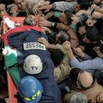 FIP: Segundo fotoperiodista palestino asesinado por francotiradores israelíes