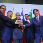 Alianza del Pacífico mantuvo reunión con Canadá en la Cumbre de Lima