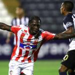 Junior vence 2-0 a Alianza Lima por el Grupo H de la Copa Libertadores