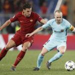 Champions League: Barcelona tuvo un revés histórico al caer 3-0 ante el Roma