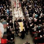 EEUU: En un solemne funeral despiden a exprimera dama Barbara Bush