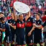 Bundesliga: Bayern campeón con victoria contundente (4-1) ante el Augsburgo