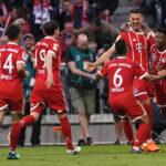 Bundesliga: Bayern estrena el título con goleada por 5-1 frente al Borusia