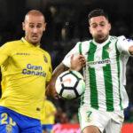 Liga Santander: Betis hunde a Las Palmas (1-0) y Girona gana 2-1 al Alavés