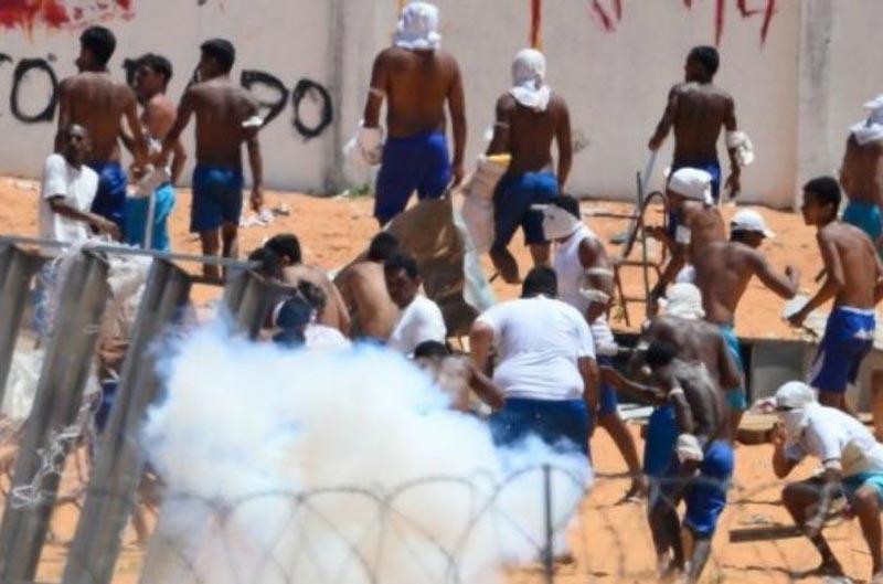 Brasil: 21 muertos en intento de fuga