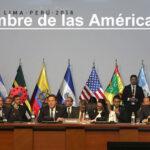 Cumbre de las Américas: Mandatarios se solidarizan con Ecuador y su Gobierno