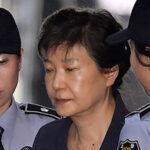 Expresidenta de Corea del Sur condenada a 24 años de prisión por corrupción