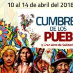 Lima es desde hoy capital de los pueblos de América Latina y el Caribe