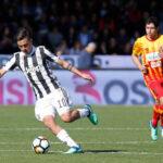 Liga de Italia: Juventus con triplete de Dybala golea 4-2 al Benevento