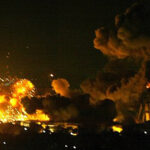 EEUU, Reino Unido y Francia iniciaron bombardeo contra Siria (Videos)