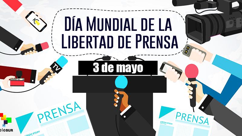 Primera celebración del Día Mundial de la Libertad de Prensa