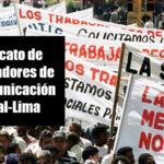STCS-Lima: El Día del Trabajo no es para celebrar sino para comprometerse