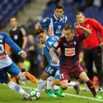 Liga Santander: El Eibar se reencuentra con la victoria y derrota 1-0 al Espanyol
