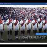 FIFA en su web: 51 peruanos han jugado en la Copa del Mundo