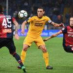 Liga de Italia: Génova gana (3-1) y deja al borde del descenso al Verona