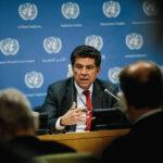 Conflictos en Oriente Medio prioridad de la presidencia peruana en la ONU