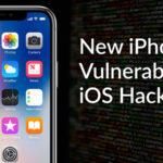 Detectan nueva vulnerabilidad del iPhone para robar datos de usuarios (Solución)