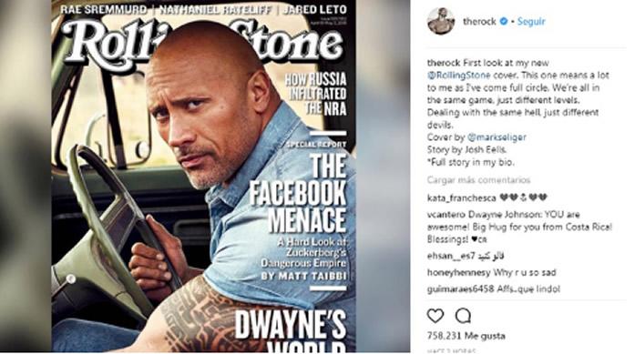 The Rock reveló detalles inéditos de su pelea con Vin Diesel