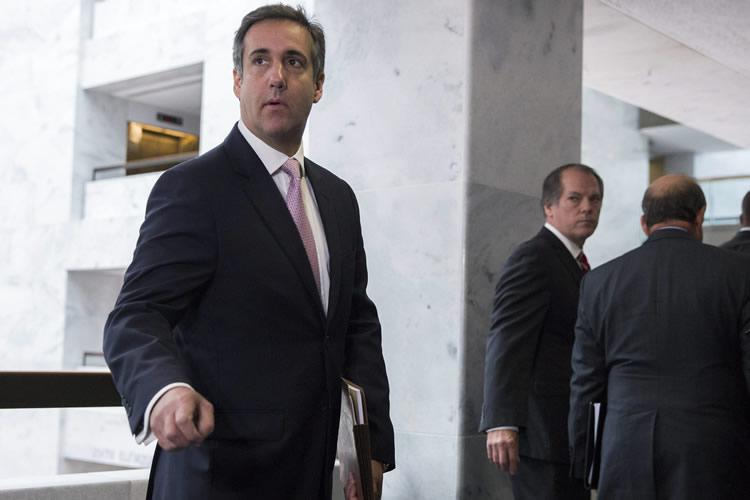 El abogado personal de Trump comparecerá ante la Corte el lunes