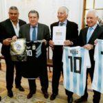 Mundial 2030: 8 sedes para Argentina y 4 entre Uruguay y Paraguay (VIDEO)