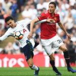 Copa de Inglaterra: Manchester United se impuso por 2-1 al Tottenham