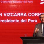 Martín Vizcarra: Uno de mis retos es lograr la reconciliación al interior del Perú