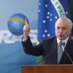 Brasil: Temerforzado por las elecciones juramenta a 10 nuevos ministros