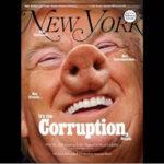 Revista New York satiriza a Donald Trump presentándolo con nariz de cerdo (VIDEO)