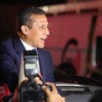 Expresidente Ollanta Humala y Nadine Heredia salen de la cárcel