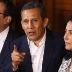 Admiten recusación contra jueces del caso Humala-Heredia