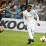 Europa League: Olympique de Marsella en la ida derrota 2-0 al Salzburgo