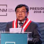 Audios: Orlando Velásquez reitera que no renunciará al CNM