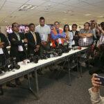 Cumbre de las Américas: Periodistas rinden tributo a colegas asesinados