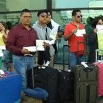 Peruanos denuncian que fueron discriminados en México y devueltos a Lima