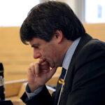 Puigdemont: Fiscalía alemana pide extradición por rebelión y malversación