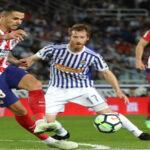 Liga Santander: Real Sociedad goleó (3-0) a un desconocido Atlético de Madrid