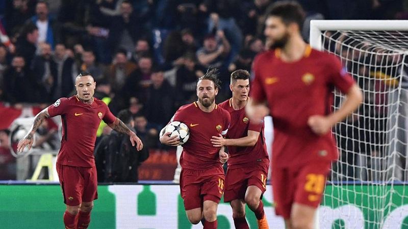 Primer sorbo en las semifinales de Champions — Liverpool-Roma