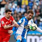 Liga Santander: Sevilla en la 33ª jornada empata 0-0 con Deportivo