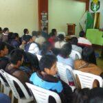 Senasa promueve buenas prácticas de ordeño de leche en Tamburco