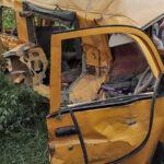 Tren mata 13 niños al arrollar movilidad escolar