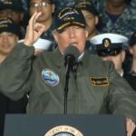 Trump dice Fuerzas Armadas de EEUU vigilarán la frontera con México