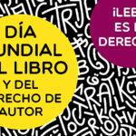Unesco: Día Mundial del Libro y del Derecho de Autor