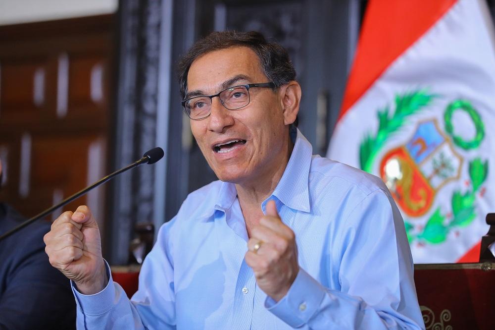 Martín Vizcarra inauguró la III Cumbre Empresarial de las Américas [VIDEO]