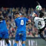 Liga Santander: Getafe se impuso 2-1 tras tardía reacción del Valencia